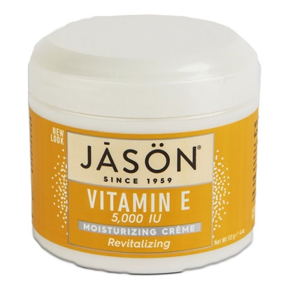 Jason, Age Renewal Vitamin E, Moisturizing Cream, 5,000 IU, 4 oz