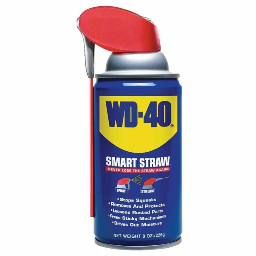 Wd-40, Multi Use Smart Straw, 8 oz