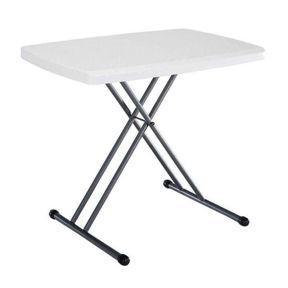 "Lifetime, 30"" Personal Table, White"