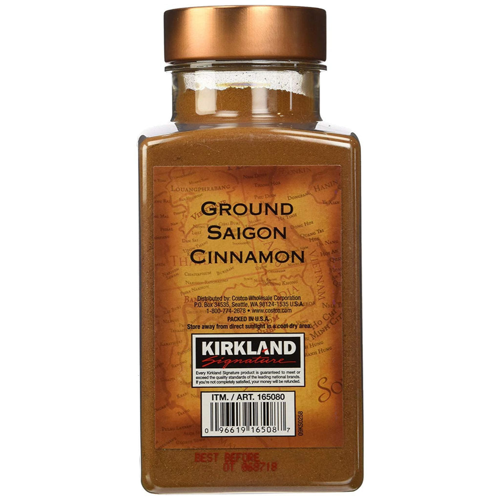 Kirkland Signature, Ground Saigon Cinnamon, 10.7 oz