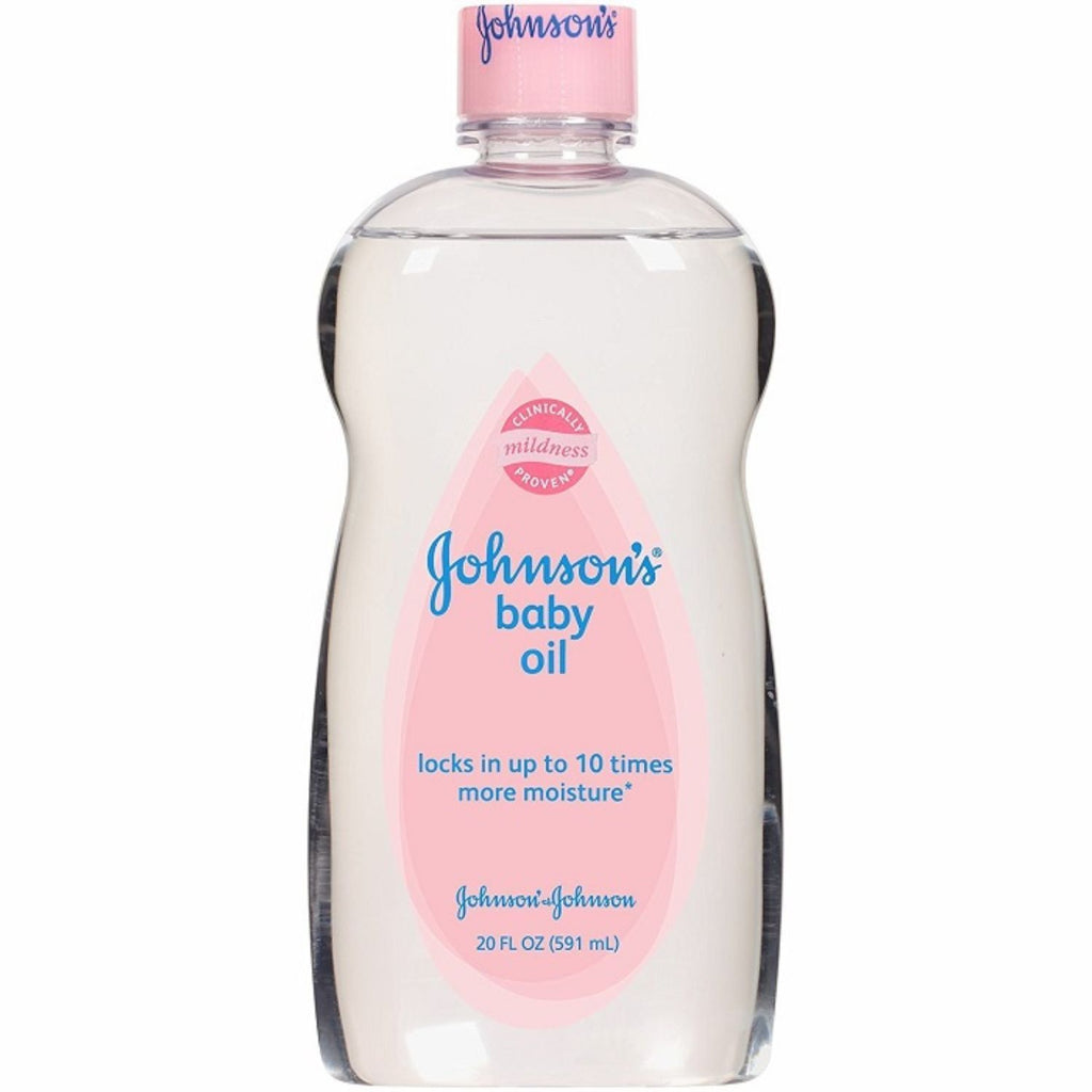 Johnson's, Baby Oil, 2 x 20 oz