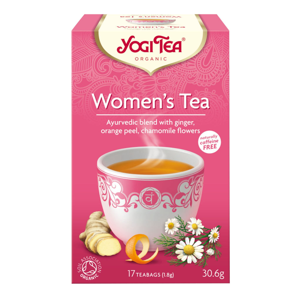 Yogi Women's Organic Tea, 17 ct