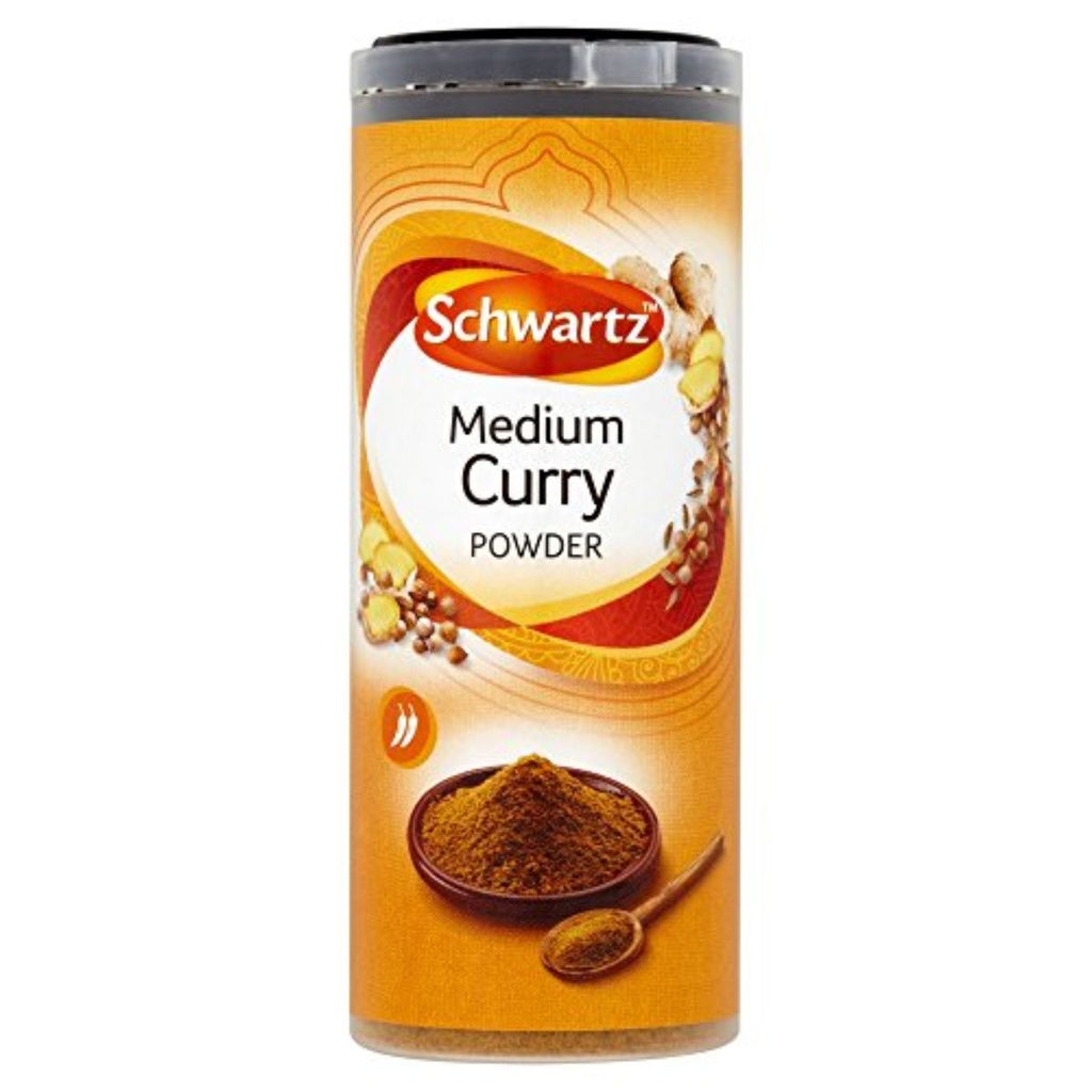 Schwartz Medium Curry Powder, 90 g