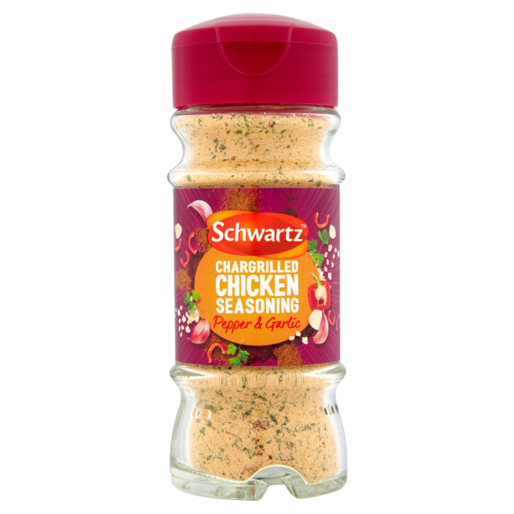 Schwartz, Chargrilled Chicken Seasoning, 51 g