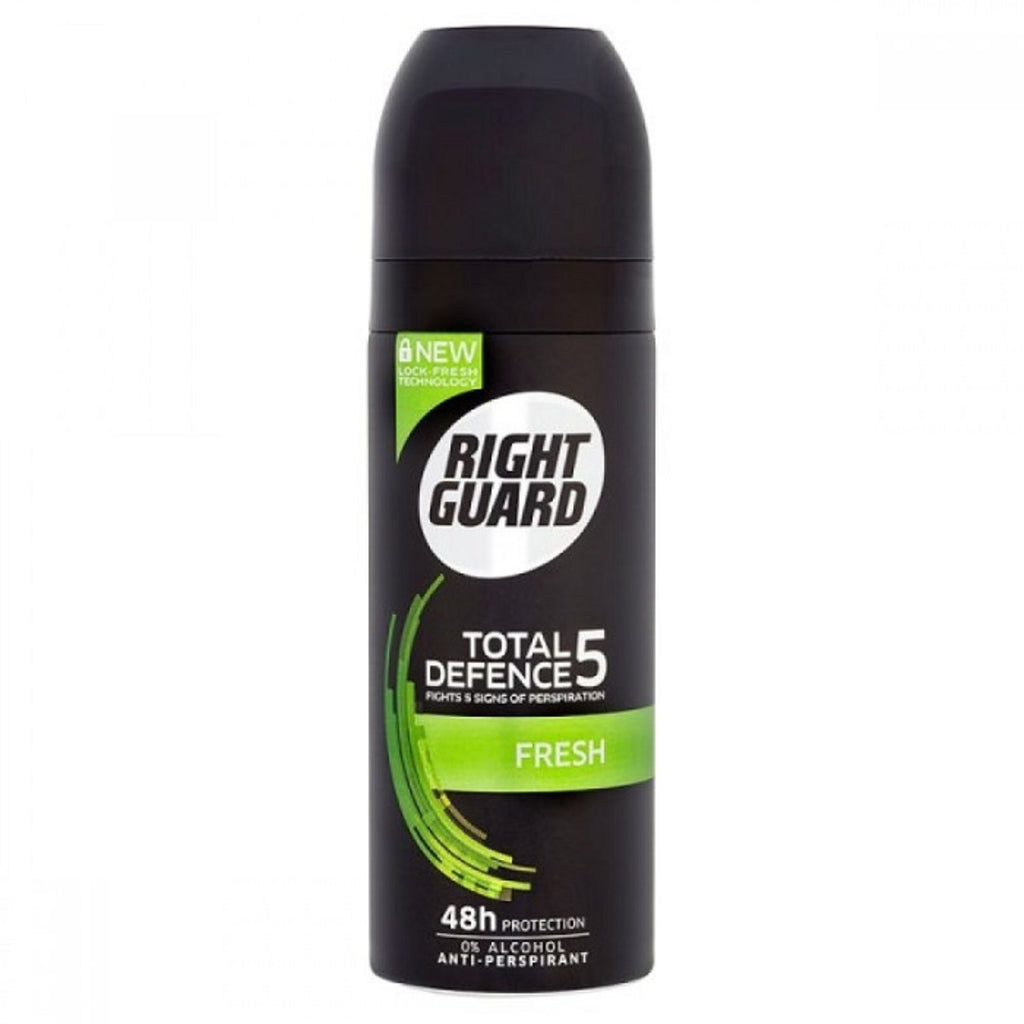Right Guard, Total Defence 5 Fresh Anti-Perspirant
