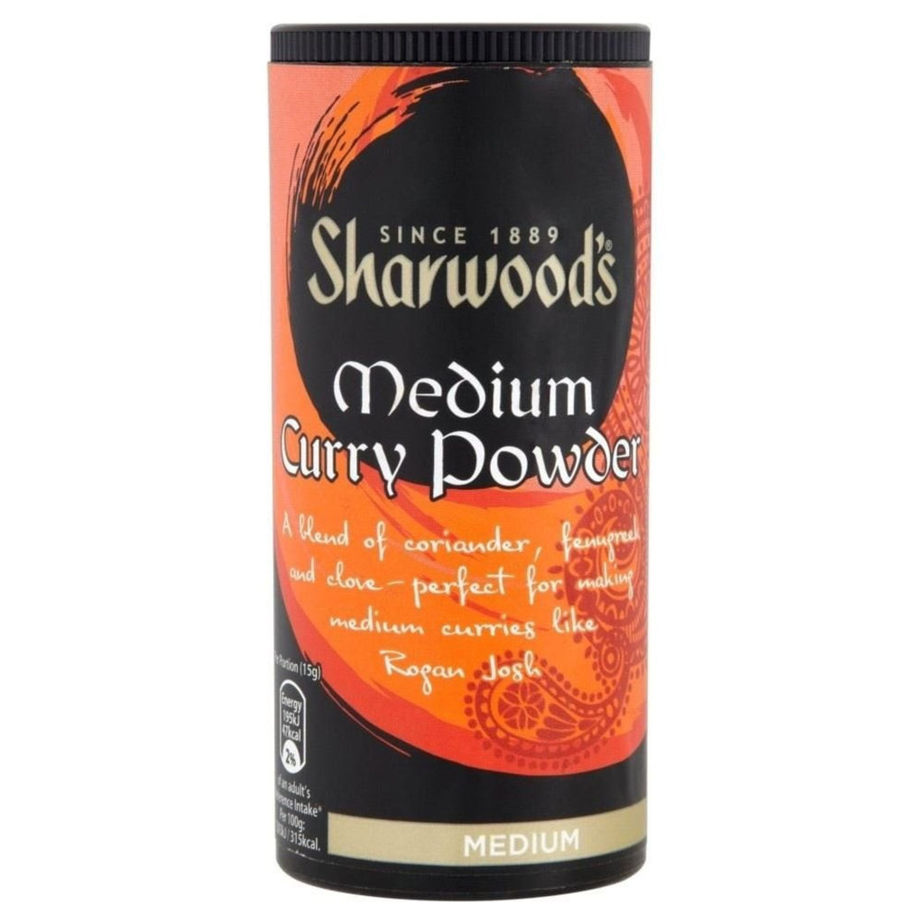 Sharwood's Mild Curry Powder, 102 g