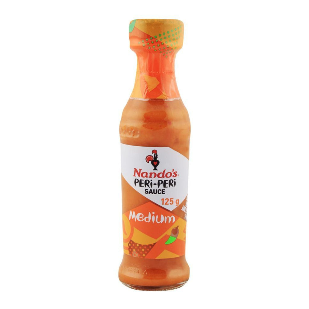 Nando's, Medium Peri Peri Sauce 125 ml
