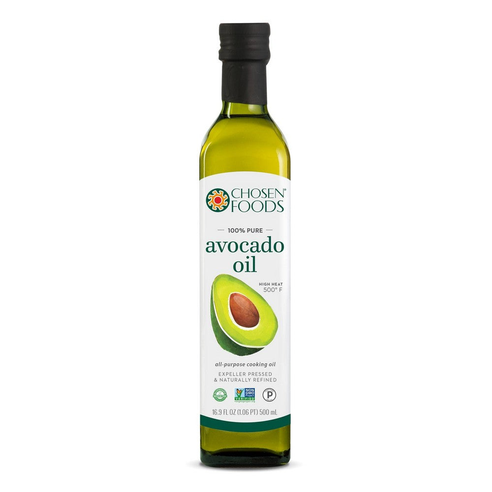Chosen Foods 100% Pure Avocado Oil, 16.9 oz