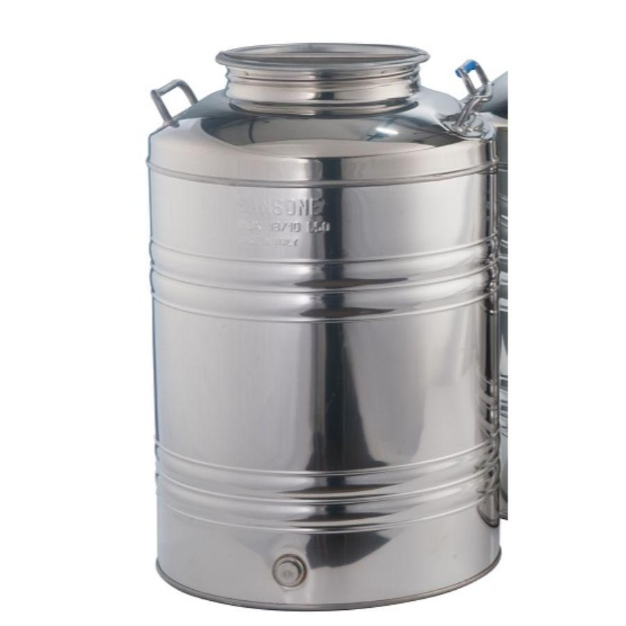 Sansone Steel Drum -Seamed 50L