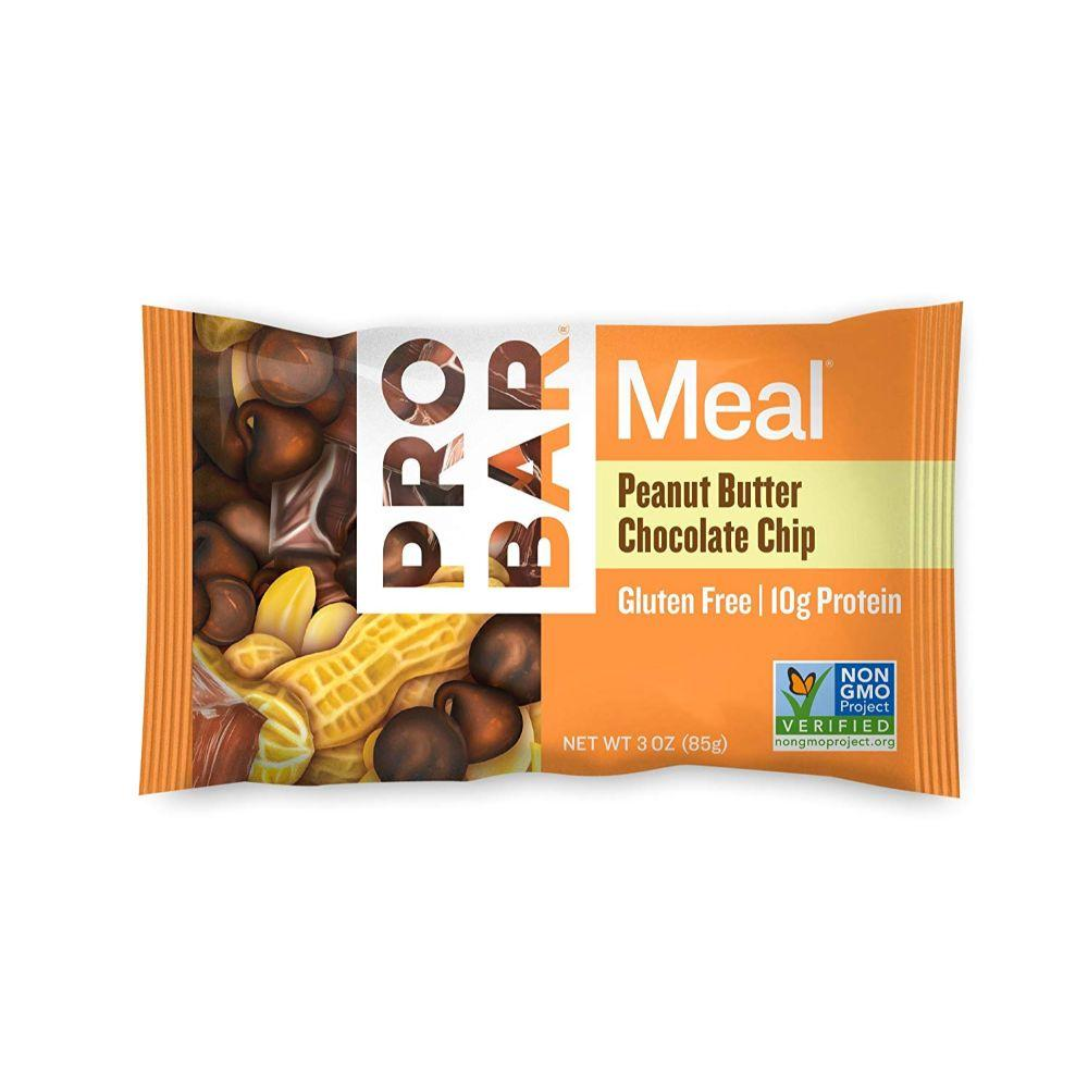 ProBar Meal Peanut Butter Chocolate Chip Gluten Free, 3 oz