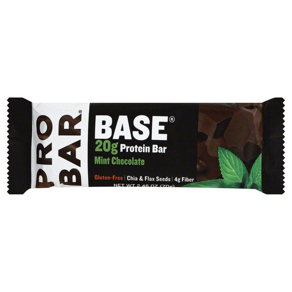 Probar Base Mint Chocolate Gluten Free, 2.46 oz