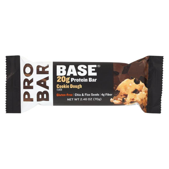 ProBar Base Cookie Dough Gluten Free, 2.46 oz
