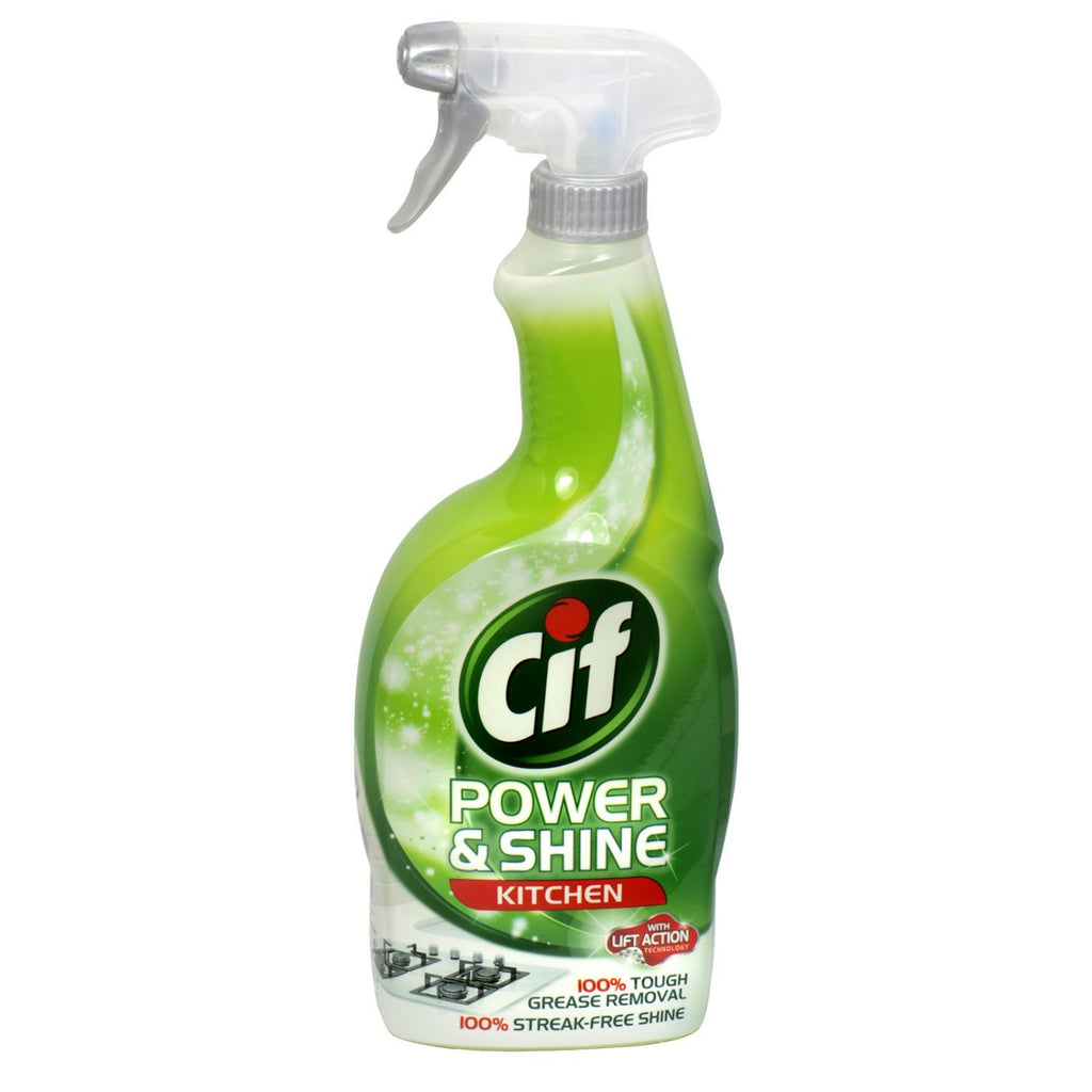 Cif, Power & Shine Kitchen with Lift Action, 700 ml