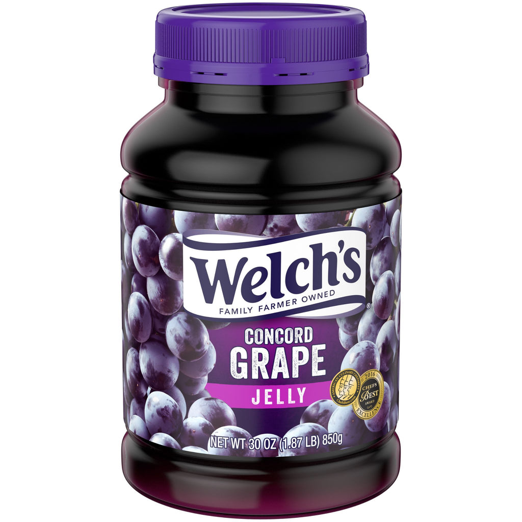 Welch's, Grape Jelly, 30 oz
