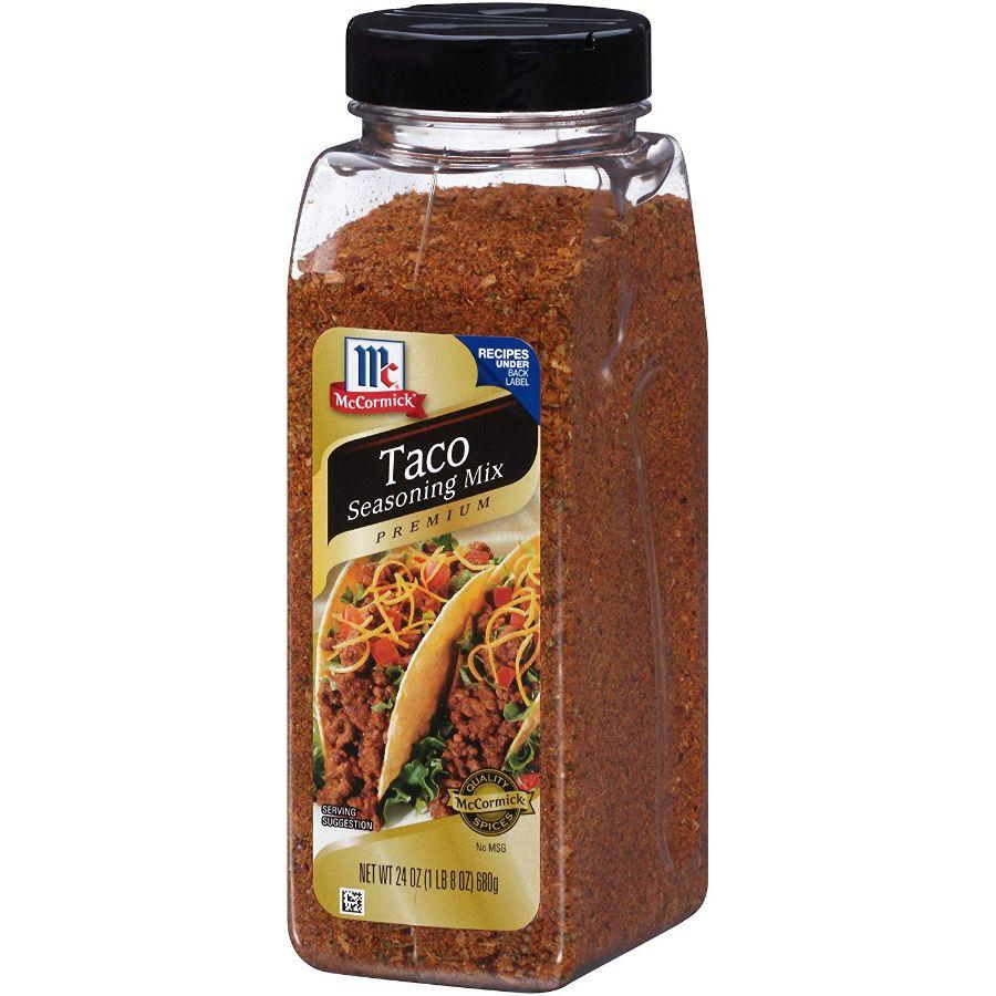 McCormick Taco Seasoning Mix, 24 oz