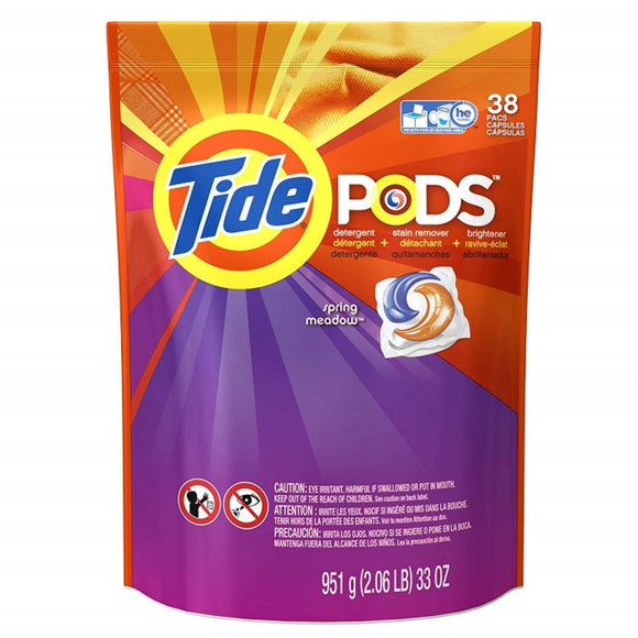Tide, Pods 4x 38 ct