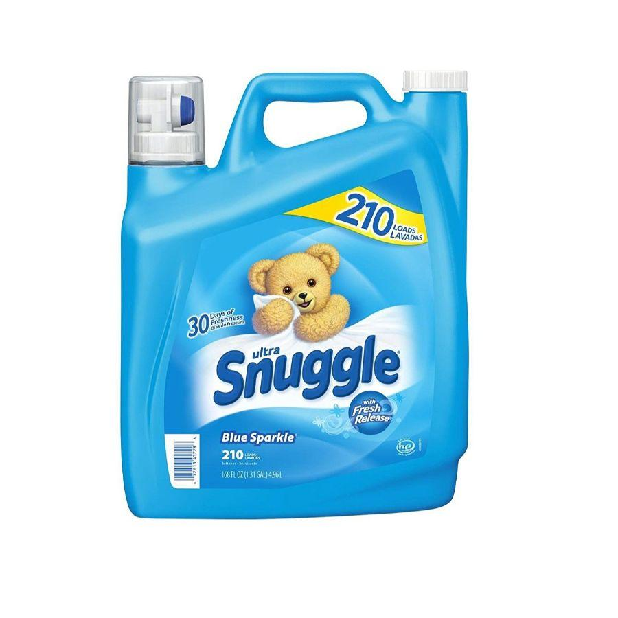 Snuggle Blue Sparkle 210 Load, 168 oz