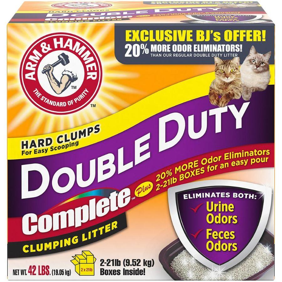 Arm & Hammer Double Duty Cat Litter, 9.52 kg