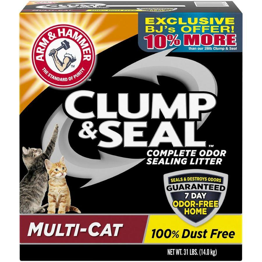 Arm & Hammer Clump & Seal, 31 lb