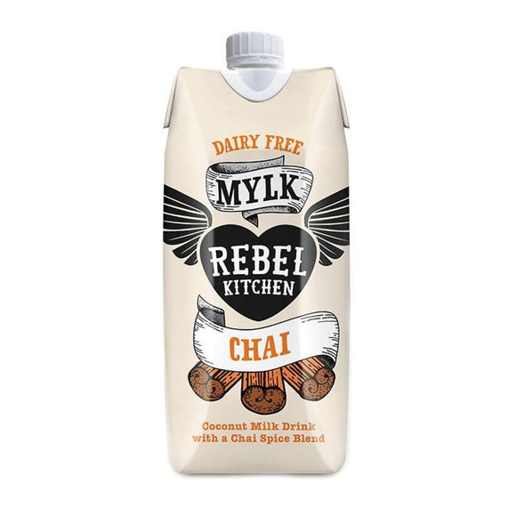 Rebel Kitchen Chai Milk Dairy-Free, 330 ml