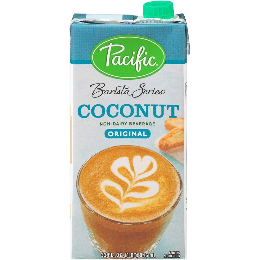Pacific Barista Non-Dairy Coconut milk -Original, 32 oz