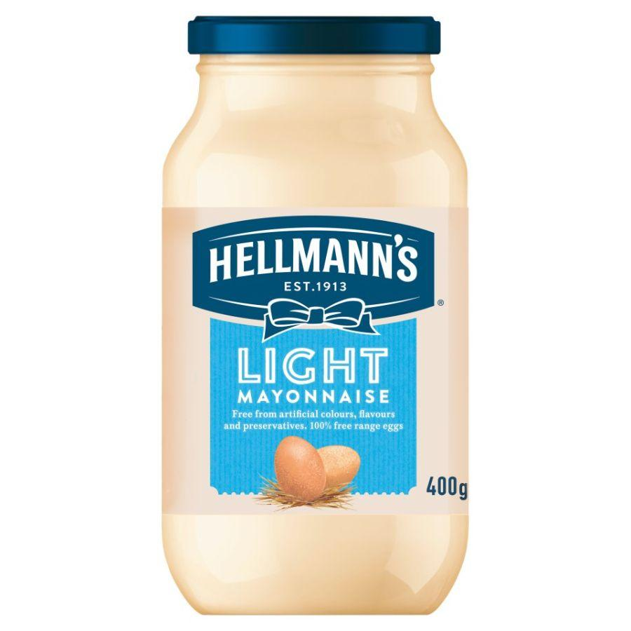 Hellmann's Light Mayonnaise, 400 g