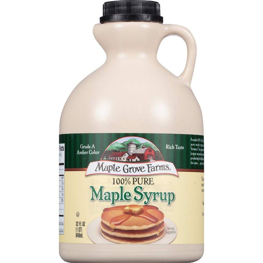 Maple Grove Farms Pure Maple Syrup, 32 oz