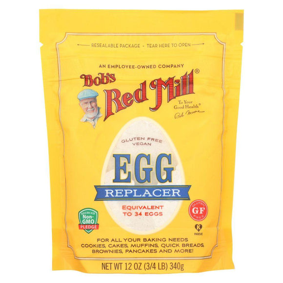 Bob's Red Mill Gluten Free Egg Replacer, 12 oz
