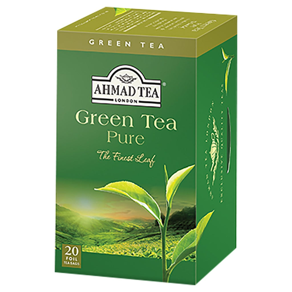 Ahmad Tea, Green Tea Pure, 20 ct