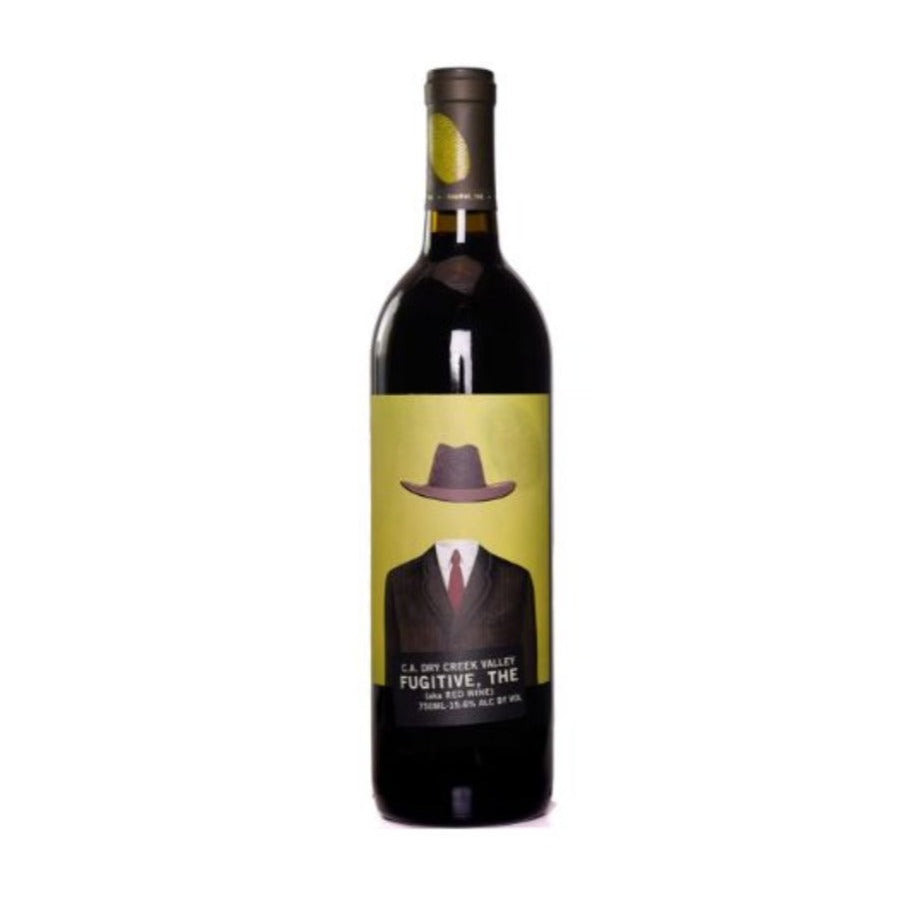 The Fugitive Dry Creek Valley Red Blend 2014