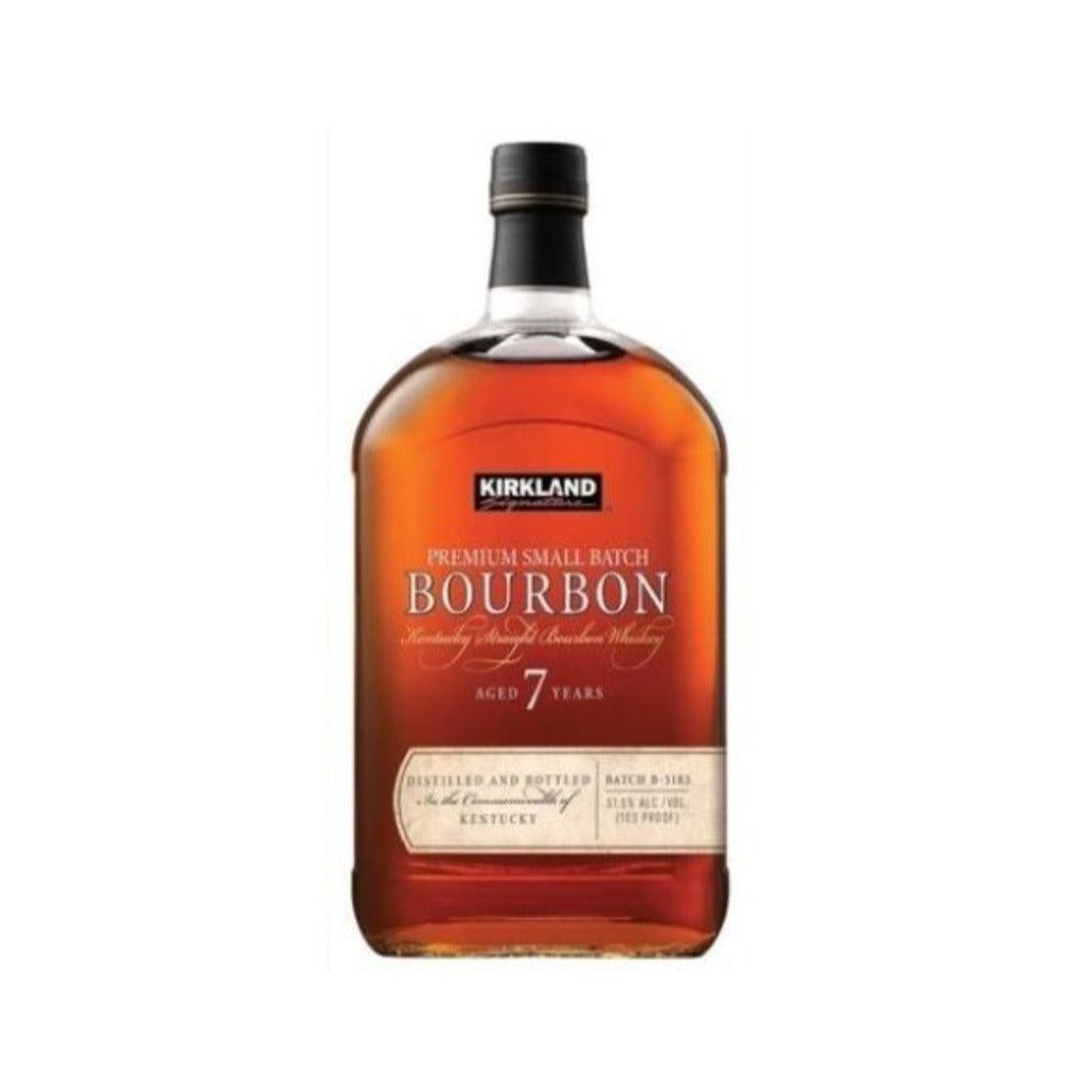 Kirkland Signature Premium Small Batch Bourbon 7 Year