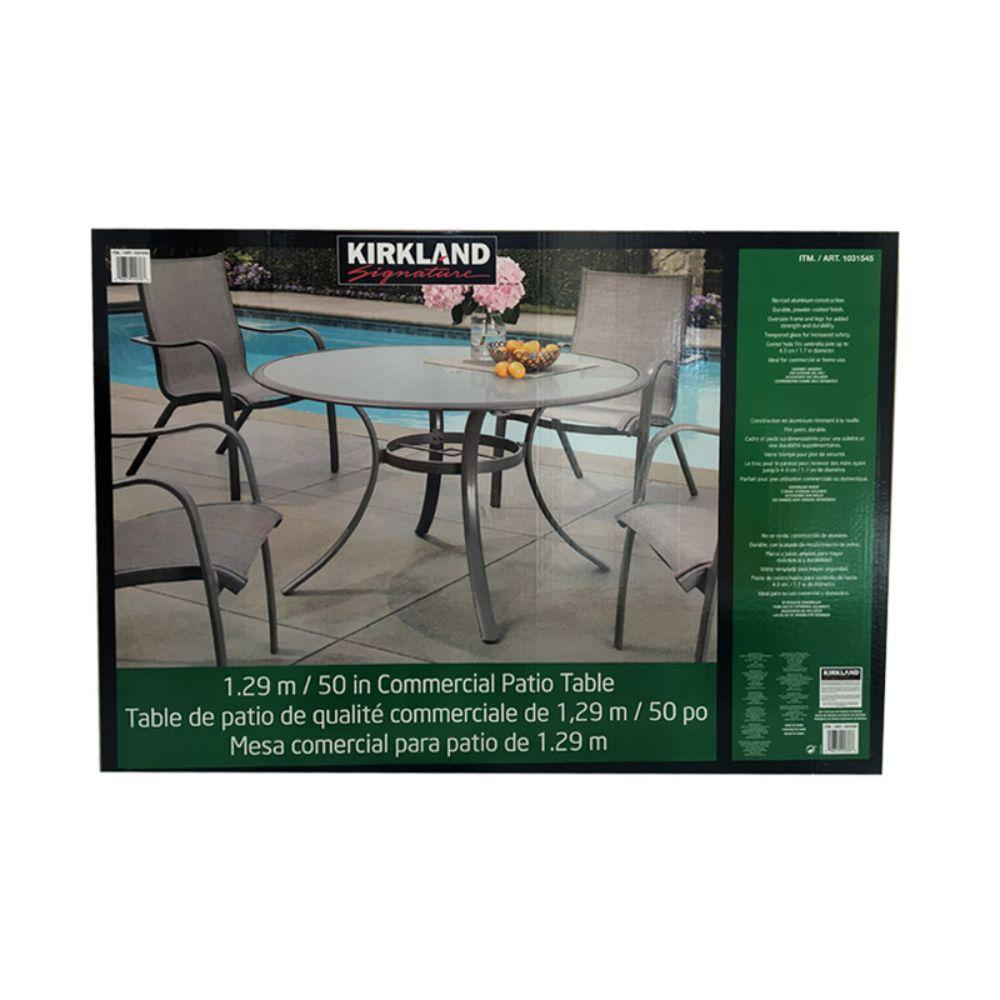Kirkland Signature, Commercial Round Table 50''