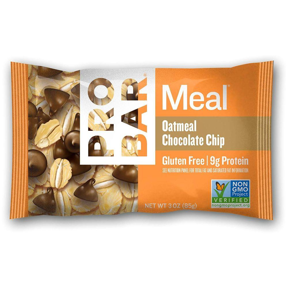 ProBar Meal Oatmeal Chocolate Chip Gluten Free, 3 oz
