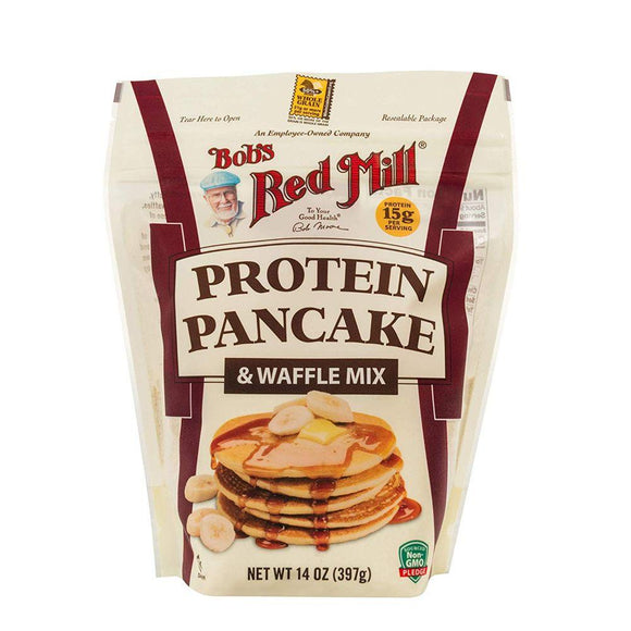 Bob's Red Mill Protein Pancake & Waffle Mix, 14 oz