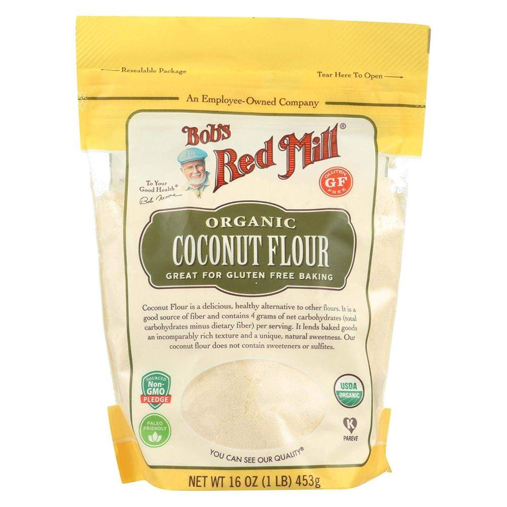 Bob's Red Mill Organic Coconut Flour, 16 oz