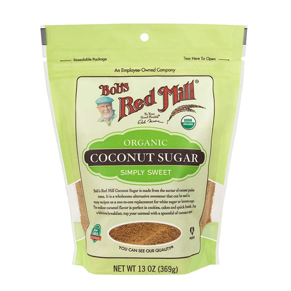 Bob's Red Mill Organic Coconut Sugar, 13 oz