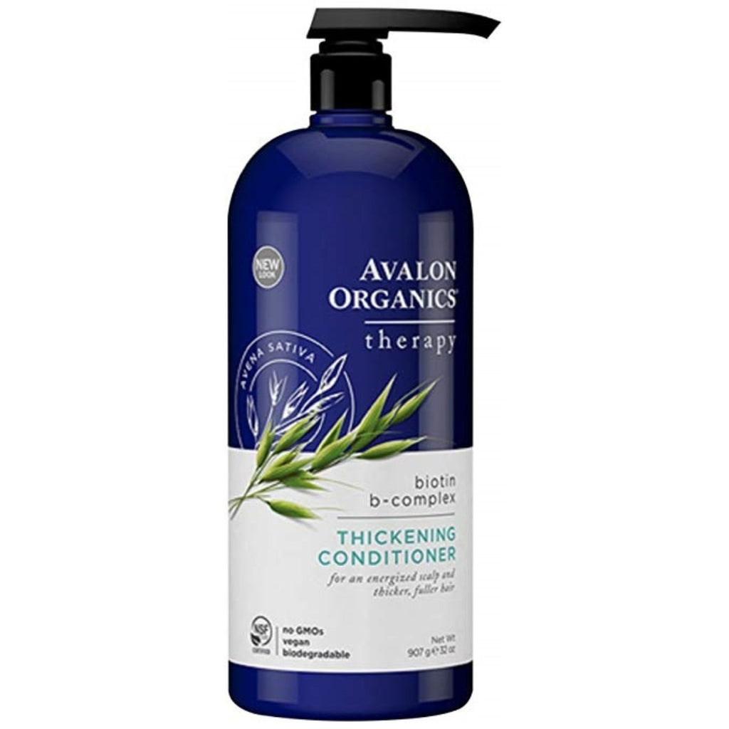Avalon Organics, Botin B Complex Thickening Conditioner, 32 oz