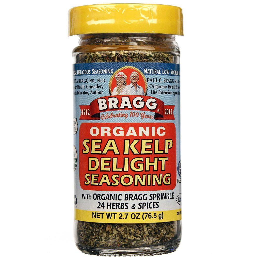 Bragg Organic Sea Kelp Delight Seasoning, 2.7 oz