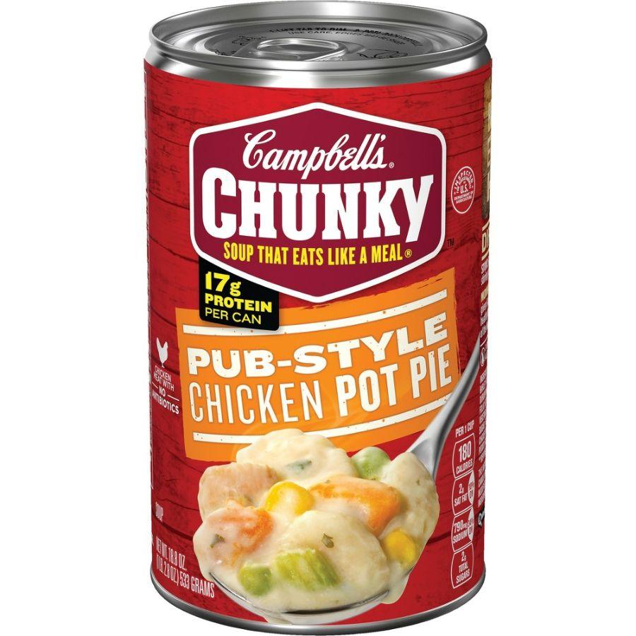 Campbell's Pub-Style Chicken Pot Pie, 18.8 oz