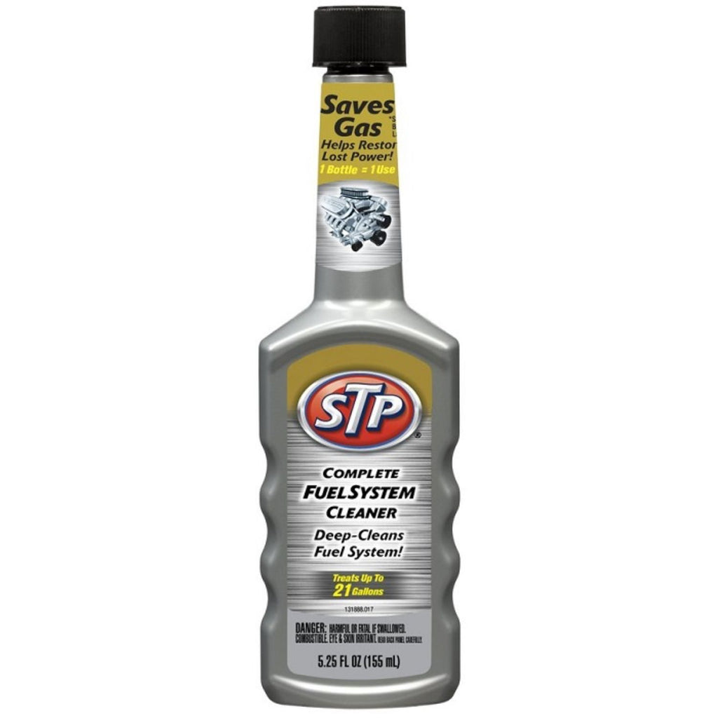 STP, Complete Fuel System Cleaner, 5.25 oz