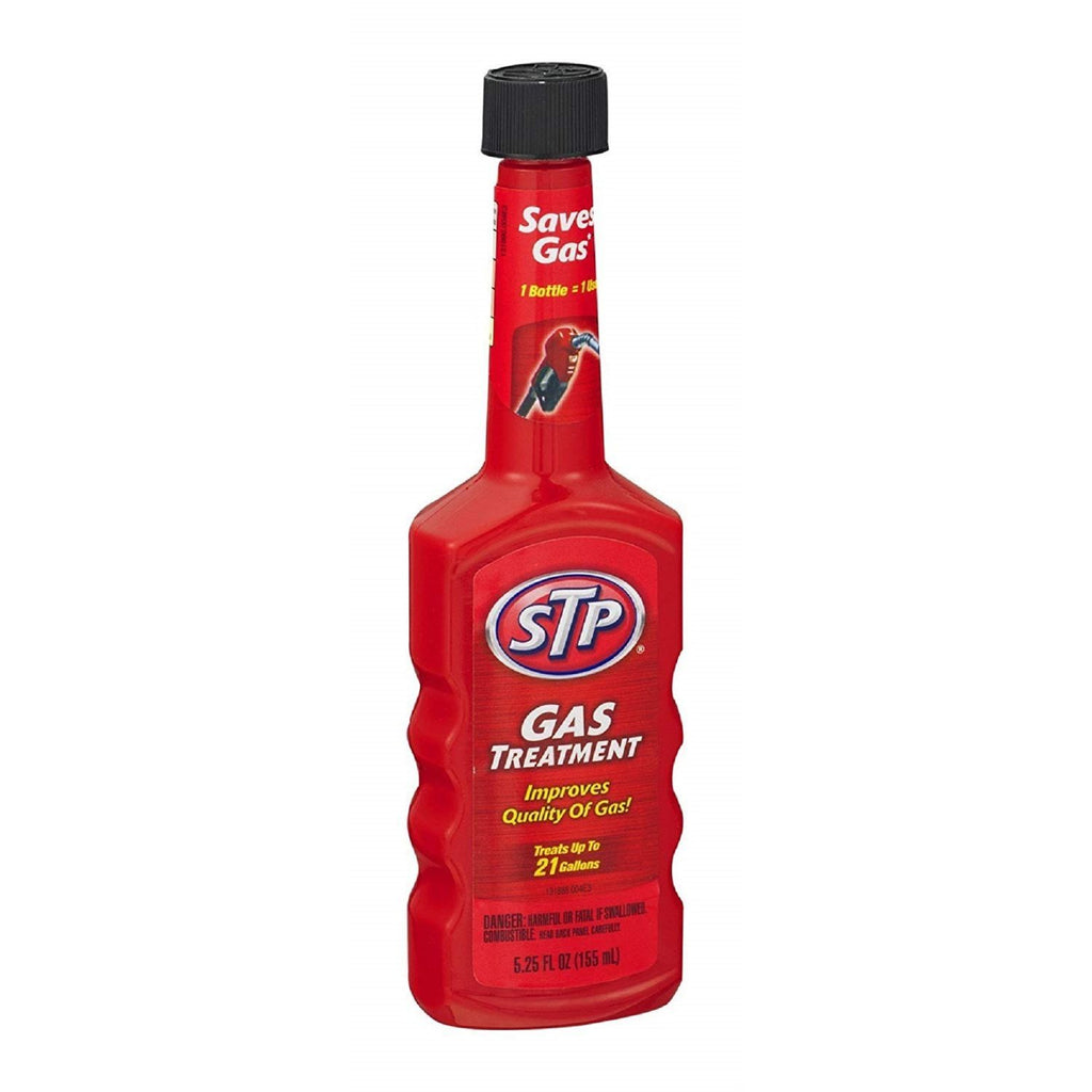 STP, Gas Treatment, 5.25 oz