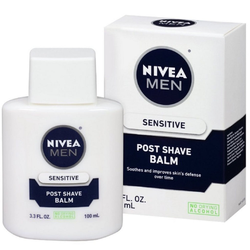 Nivea Men, Sensitive Post Shave Balm, 3.3 oz