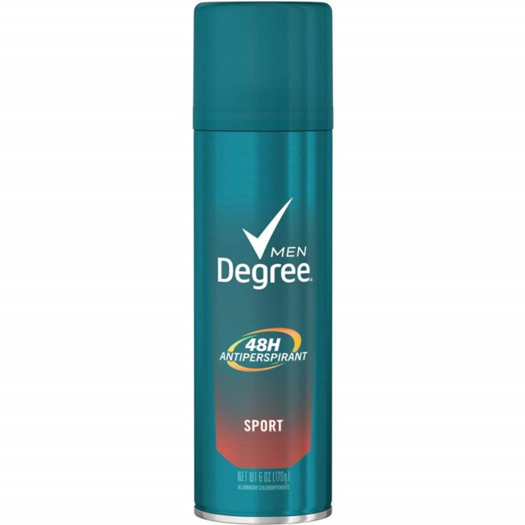 Degree, Men Deodorant Sport, 6 oz