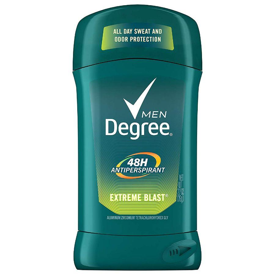 Degree Men Deodorant Extreme Blast, 2.7 oz