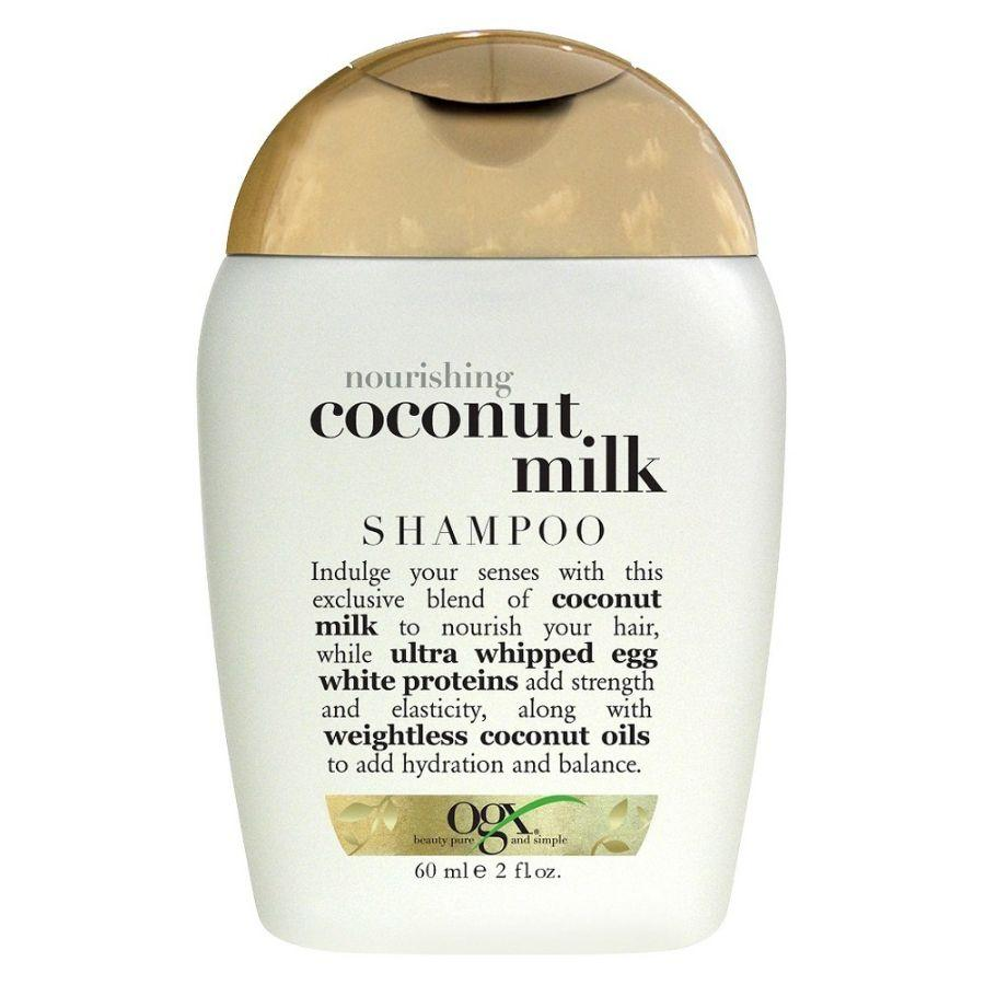 OGX Shampoo Coconut Milk 2 oz