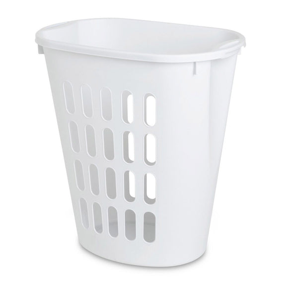 Sterilite, Open Laundry Hamper White