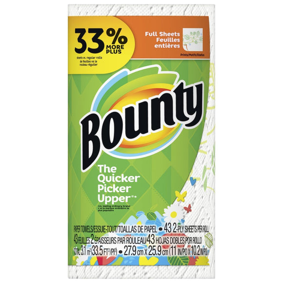 Bounty, Paper Towels 1 ct