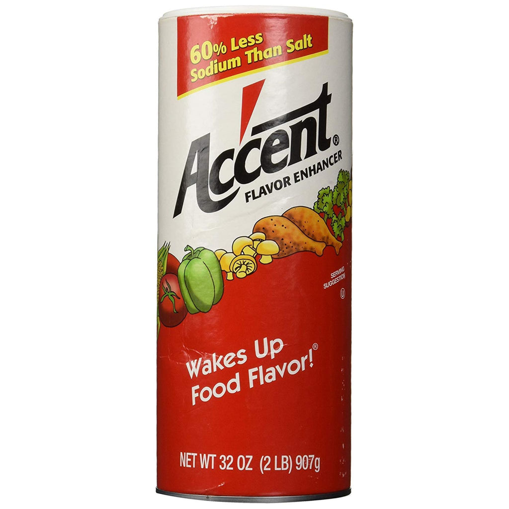 Accent, Seasoning Flavor Enhancer, 32 oz