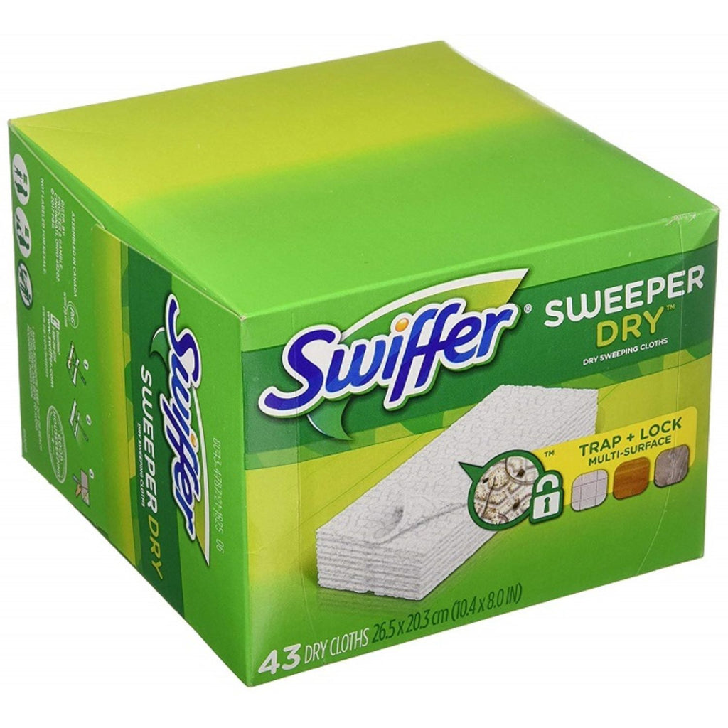 Swiffer, Dry Refill Cloth 86 ct