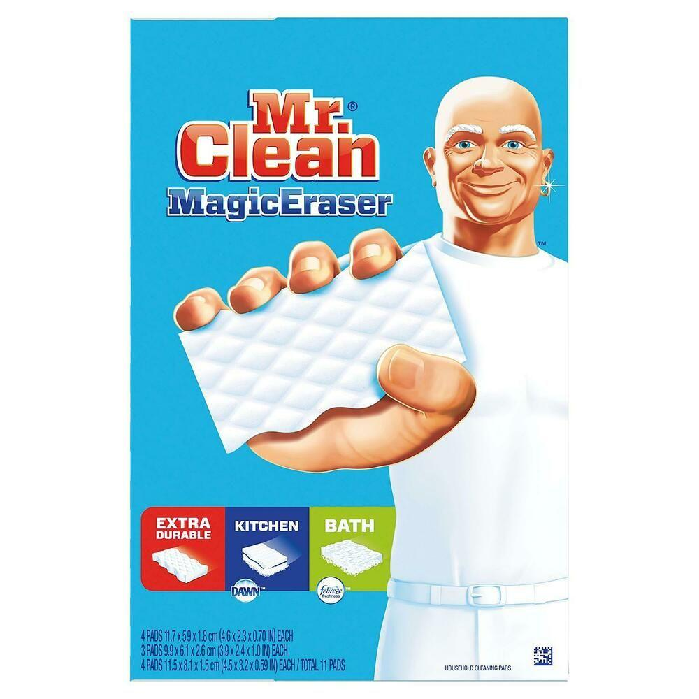 Mr. Clean, Magic Eraser, 11 ct